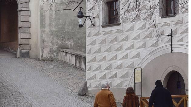 Českokrumlovský zámek otevře i depozitář barokního divadla.