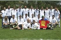 Vítěz béčkové skupiny oblastní I. A třídy 2013/14 – FK Spartak Kaplice.
