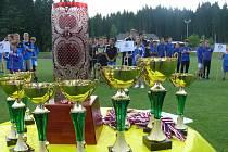 V Dolním Dvořišti a Malontech se uskuteční další ročník atraktivního žákovského fotbalového turnaje Magic Cup Šumava.