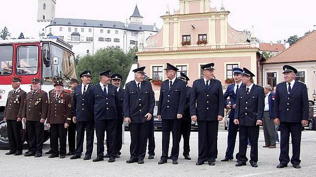 Přestože se hasiči z rožmberské osady Přízeř mohou pochlubit dlouholetou tradicí svého sboru, odpovídajícího zázemí se prozatím nedočkali.