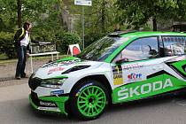 Jan Kopecký s Pavlem Dreslerem vyhráli Rallye Český Krumlov.