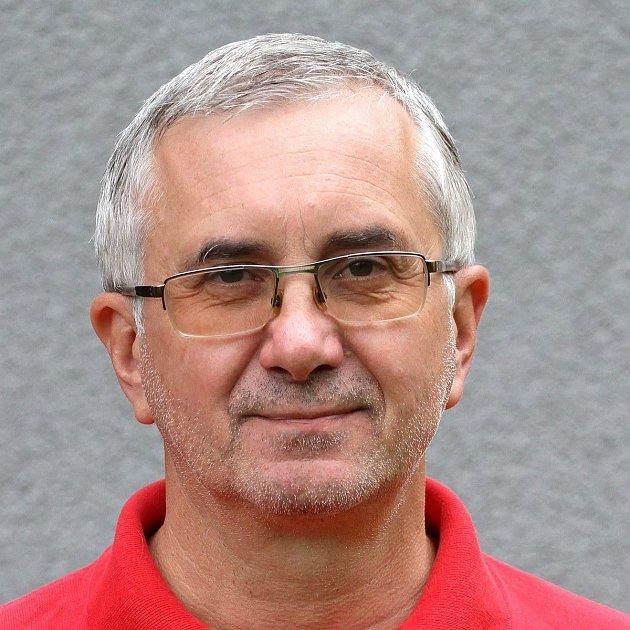 Josef Mach, ODS, podnikatel, 50let