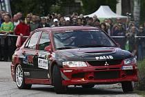 Do tohoto vozu po boku Romana Michalíka usedne na horké sedadlo spolujezdce při letošní Valašské rallye náš redakční kolega Pavel Kacerovský.