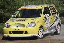 Jiří Sojka svůj vůz Suzuki Ignis Sport do cíle letošní Rally Bohemia nedovezl. Možnost k nápravě bude mít při následujícím sprintu, kterým bude Rally Vysočina.