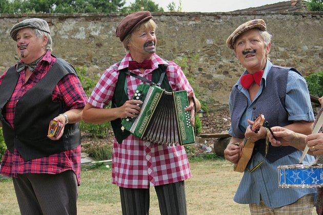 V Černici se koná tradiční pouť.