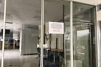 Odbor dopravy na Městském úřadě v Kaplické ulici v Krumlově má  v pátek zavřeno.