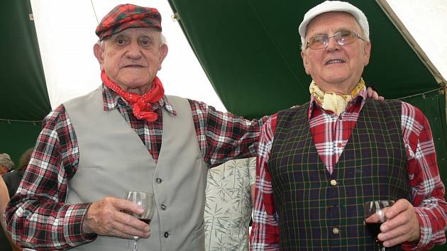 Šlágr Fest v Českém Krumlově.