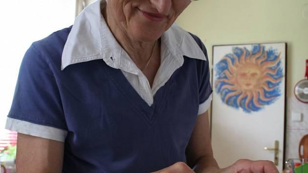 Hana Lauková.