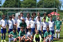 Vydařené oslavy padesátého výročí založení FK Nová Ves / Brloh.