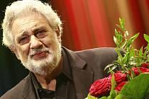 Král opery Plácido Domingo přilákal na svůj koncert do Českého Krumlova více než sedm tisíc lidí.
