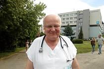 Ředitel českokrumlovské nemocnice Jindřich Florián.