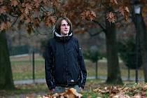 David Hanuš z Kaplice se narodil 17. listopadu 1989. Nejvíc si cení toho, že může svobodně cestovat.