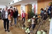 Nenechte si ujít výstavu zahrádkářů v Křemži.