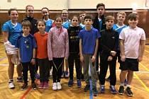 Krajský turnaj Grand Prix D kategorie mladšího žactva U13 v Českých Budějovicích.