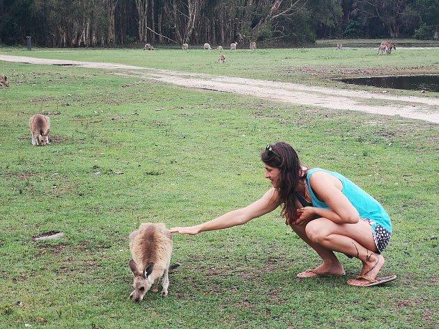 5. Na návštěvě vAustrálii.