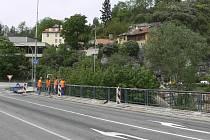 Dnes začínají upravovat Porákův most