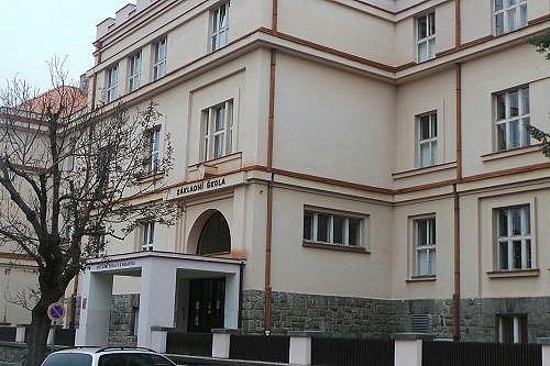Základní škola T. G. Masaryka.
