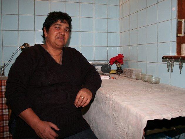Toaletářka Milena Hlaváčová (na snímku) nikdy neví, co ji při úklidu veřejných toalet potká.