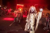 Krampus show v sobotu přiláká do Kaplice tisíce návštěvníků.