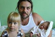 Tříapůlletá Nella se 19. července 2016 vpůl sedmé ráno dočkala malé sestřičky. Vanda Neuberková po narození měřila 50 centimetrů a vážila 2960 gramů. Obě děti bydlí společně se svýmirodiči Michaelou a Jaroslavem Neuberkovými vNovosedlech.