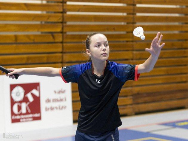 Mistrovství České republiky 2018 kategorie mladšího žactva U13 v Českém Krumlově.