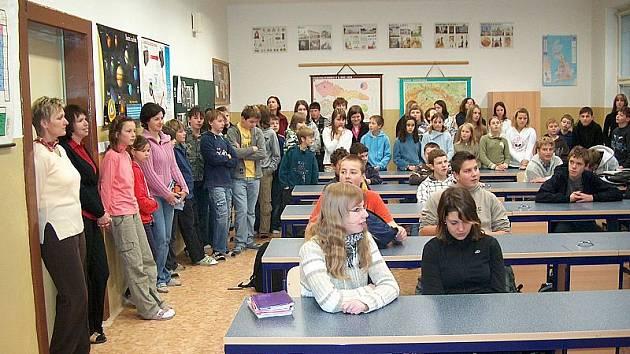 Stará devátá třída již vyžadovala rekonstrukci, nakonec se dočkala.