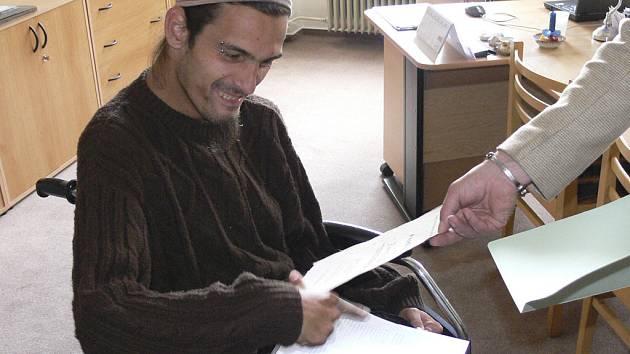 Kamil Fousek.