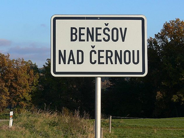 Expedice do Benešova nad Černou.