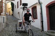 Český Krumlov bude k vidění na všech mapách Google po celém světě v reálné podobě.