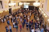 Zámecká slavnost vína v rámci Festivalu vína český Krumlov.