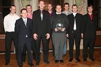 Sportovní kolektiv Českokrumlovska 2007 - futsalové mužstvo Bombarďáci Větřní.