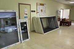 Zateplení a nová okna přinesou městu roční úsporu téměř šest set tisíc korun.