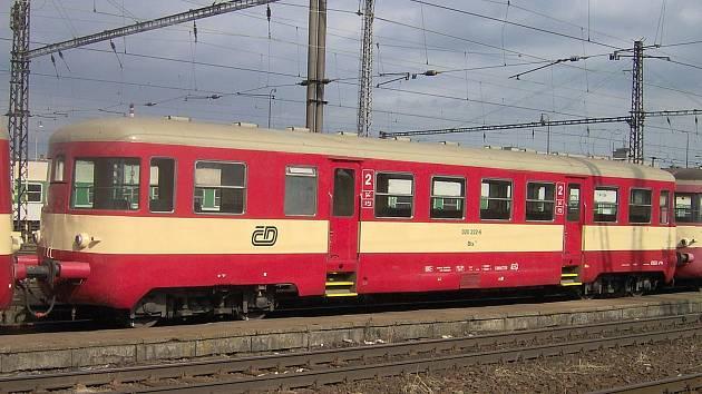 Seidelův vlak jede v sobotu na Šumavu.