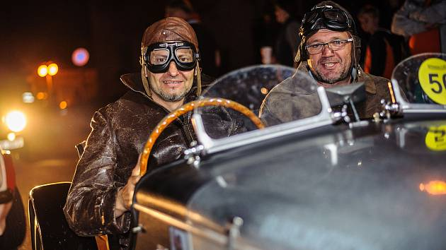 Organizátoři nově vzniklého seriálu Classic Challenge 2021 věří, že veteránské rallye uskuteční v naplánovaných termínech.