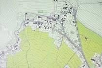 Štěpán Valouch z architektonického ateliéru ov-a představil hrubopis územní studie Vyšného a bývalých kasáren.