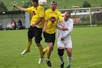 Rozhodující branku utkání vstřelil hlavičkou v 86. minutě Ivan Friedl.