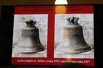 Na krumlovském zámku si mohli zájemci poslechnout přednášku o kapli na Křížoví hoře a dozvědět se řadu zajímavostí z její historie. Přednášku pořádalo sdružení krumlovských průvodců. O kapli hovořila Jarmila Hansová z Národního památkového ústavu.