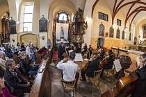 Noc kostelů ve velešínských kostelích.