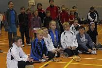 Při zahájení turnaje došlo i k úsměvné situaci, kdy pořadatelé předali cenu českokrumlovskému jmenovci tohoto klání Janu Perníkovi.