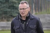 Velešínský trenér Stanislav Kysela.