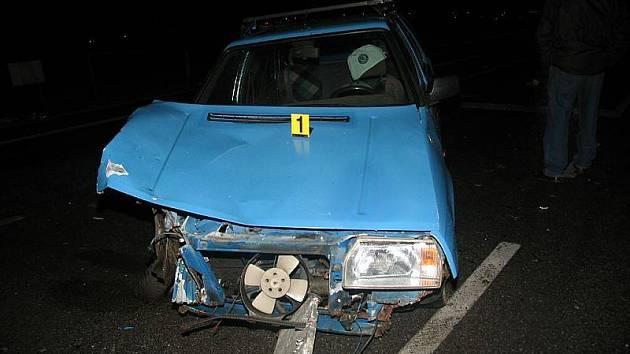Řidič Škody Forman požil před jízdou alkohol.