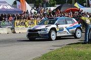 Rallye Český Krumlov 2018