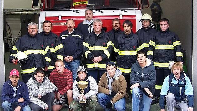 Dobrovolní hasiči ve Větřní už fungují od roku 1885. Pod obcí jsou ale teprve od roku 2006. Příští rok budou mohutné oslavy.