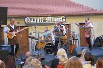 Koncert skupiny Quanti Minoris v krumlovských klášterech.