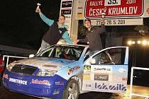Josef Koupal s Pavlem Kacerovským (zprava) navázali na loňskou podzimní úspěšnou premiéru v Příbrami a při druhém společném startu na domácí půdě si dojeli pro stříbro ve třídě 7.