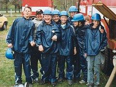 Mladí členové sboru dělají hubenovským dobrovolným hasičům radost. Například v soutěži Plamen vybojovali stříbrnou pozici.