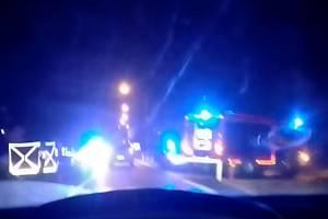 Muž středního věku po střetu s autem zemřel