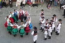 Svatováclavské slavnosti i letos nabídnou mezinárodní folklórní festival.