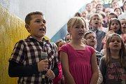 V pátek ZŠ Velešín oslavila své 50. narozeniny dnem otevřených dveří.