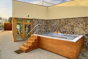 Hotel Resort Relax Dolní Vltavice.
